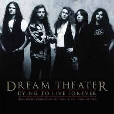 DREAM THEATER - Dying to Live Forever - Milwaukee 1993 Volume 2 NEUF LP