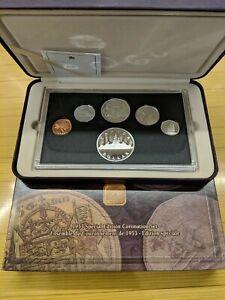 2003 Canada Special Edition 1953 Coronation Set