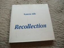 Adle, Kamran: Recollection