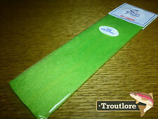 EP FIBERS LIME ENRICO PUGLISI - NEW FLY TYING WING & BODY MATERIAL