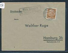00297) Landpost Ra2 Klein Peterwitz über Herrnstadt (Kr Guhrau) DS 1937