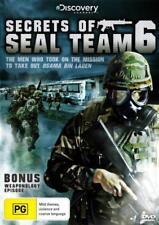 Secrets Of Seal Team 6 (DVD, 2012) Region 4
