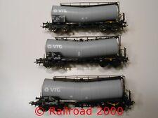 Roco 51288 Knickkesselwagen-Set VTG der DB AG, 3-teilig, NEU