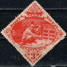 Touva Siberian Tribal Village Make Fire scene stamp 1936 MLH