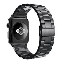 For Apple Watch 42mm Series 3/2/1, Simpeak Stainless Steel Band Straps, UK stock