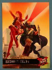 1995 Fleer Ultra X-Men Trading Card - Redd & Slym #39
