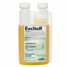 Pyrethrins 6% ExciteR Insecticide Kills Bed Bugs Fleas Roaches Fog or Spray 1 Pt