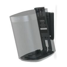 Flexson Swivel/Tilt Wall Mount for Sonos One/One SL/PLAY:1 Single Black