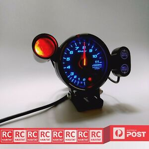 RPM Tachometer FOR PC GAME Assetto Corsa ProjectCars/2 Codemasters LFS EuroTruck