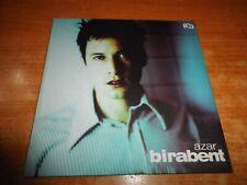 BIRABENT Azar CD ALBUM PROMO CARTON 1999 CONTIENE 13 TEMAS INDIE POP SUBTERFUGE