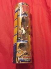 WWE Thumpers  Action Figures- Set Of 4 Lesnar-Plunk -The Rock- Sheamus