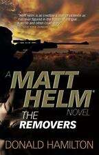Matt Helm - the Removers by Donald Hamilton (2013, Paperback)
