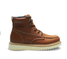 Wolverine Work Wedge Boots Men's Us Size 10.5 (Soft Toe)