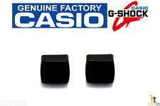 CASIO G-300 G-SHOCK Black Bezel Push Button (2H & 8H) G-303 G-314 G-315 (QTY 2)