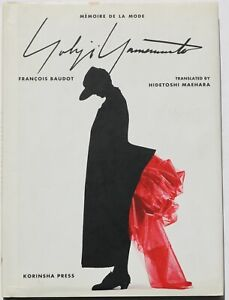 1997 Yohji Yamamoto fashion design book - Japanese edition