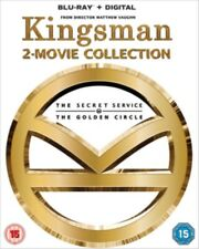 NEW Kingsman / kingsman - The Golden Circle Blu-Ray