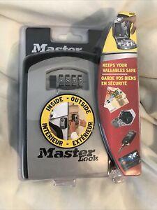 Extra Large Key Safe Extra Large Size Wall Mounted Outdoor 5403EURD Key Lock Bo