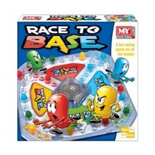 Race to Base MY Board Game Frustration 4 PLAYER Traditional Kids Game Strategic