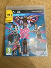 London 2012 Olympic Games for Playstation 3 PS3 MINT