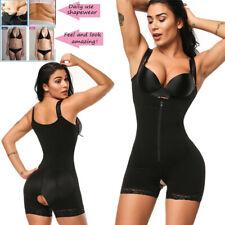 Women Compression Full Body Shaper Waist Trainer Corset Underwear Bodysuit Slim