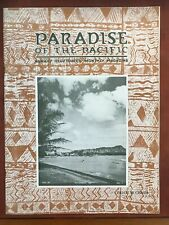 Paradise Of The Pacific, Hawaii's Illustrated Monthly Magazine November 1926