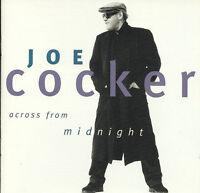 Joe Cocker CD Across From Midnight - Europe (EX+/EX+)