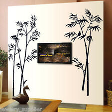 Bamboo Shape Wall Sticker Removable Art Vinyl Decal Mural DIY Home Room Decor