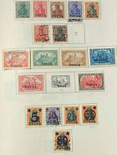1921-1938 DANZIG STAMP COLLECTION