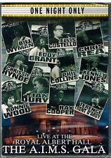 The A.I.M.S. GALA Live at Royal Albert Hall NEW DVD (2011) Ron Wood Bill Wyman