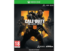 JUEGO Xbox One Call of Duty: Black Ops 4
