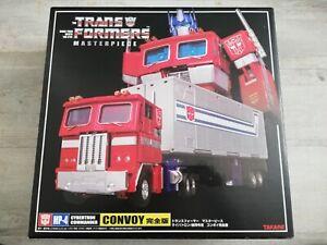 TRANSFORMERS MASTERPIECE MP-4 Convoy Custom