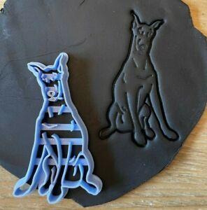 Dobermann Dog Cookie Cutter, biscuit cutter, cute animal, pets