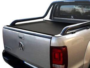 LADERAUMABDECKUNG passend für VW AMAROK ab 2010 Doppelkabine ROLLBOX