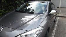 ESPEJO deslumbran CROMO Renault Fluencia LAGUNA III ACERO INOXIDABLE