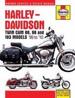 1999-2010 Harley Softail Fatboy Dyna Electra Glide Road King REPAIR MANUAL 2478