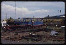 Original Train Slide Kodak Kodachrome CN Ireland Locomotive Railway Railroad RR