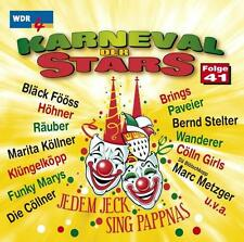 Karneval der Stars - Folge 41 - CD - Neu / OVP