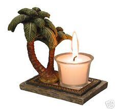 Palm Tree Votive Holder