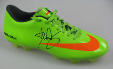 DARREN LOCKYER Hand Signed Football Boot