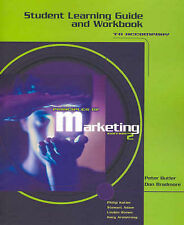 STUDENT LEARNING GUIDE WORKBOOK for PRINCIPLES OF MARKETING ED 2 BOOK BY KOTLER