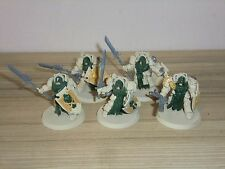 Warhammer 40k Dark Angels Deathwing Knights x 5 With Deamonhunter Weapons