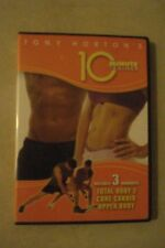- 10 MINUTE TRAINER [DVD] BEACHBODY 3 WORKOUTS [REGION 4] AS NEW [NOW $29.75]