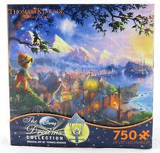 Pinocchio Wishes Upon A Star Disney Dreams 750 Pc Jigsaw Puzzle Thomas Kinkade