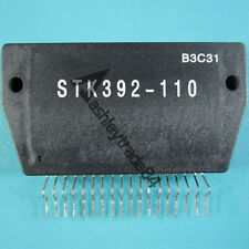 NEW 2PCS STK392-110 Manufacturer:SANYO Encapsulation:IC High Quality