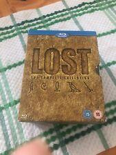 LOST Complete Collection BLU RAY Multilingua (anche Italiano) Fuori Catalogo!!!!