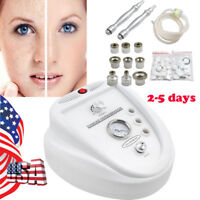 Dermabrasion Microdermabrasion Skin Facial Peel Spray Beauty Machine Diamond USA