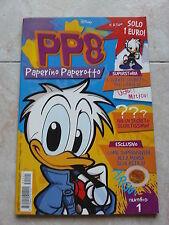 PAPERINO PAPEROTTO n. 1 - Ed DISNEY - MAG 2005 - Mensile di fumetti e giochi