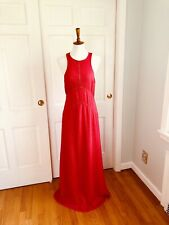 House of Harlow 1960 x Revolve Allegra Maxi In Racing Red Size Medium Dress