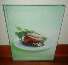 THE INSTANT COOK-Recipes & Techniques-DONNA HAY-Superb HARDCOVER with Dustjacket