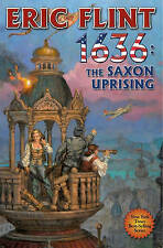 1636: The Saxon Uprising (The Ring of Fire)-ExLibrary
